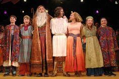 Joseph & the Amazing Dreamcoat  Chanhassen Wednesdays 11am
