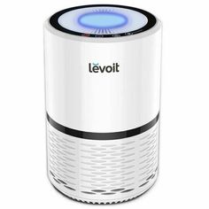 Levoit LV-H132 Air Purifier with True HEPA Filter - White NEW #LEVOIT