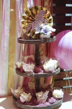 "Magical ""Magic is Four Real"" Unicorn Birthday Party on Kara's Party Ideas | KarasPartyIdeas.com (34)"