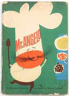 Mr. Angelo chef sign