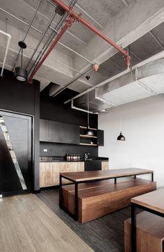 Level Up! / KdF Arquitectura © Claudia Gómez / loft Możemy wykonać dla Ciebie taki projekt: zapraszamy na www.loftstudio.pl