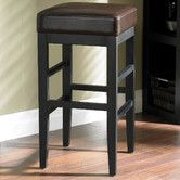 Found it at Wayfair - Jacob Bonded Leather Stool