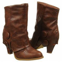Not Rated Most Wanted Dark Brown Fold-over Boots Fold Over Boots, Cute Boots, Clothing Co, On Shoes, Skechers, Clarks, Riding Boots, Uggs, Ankle Boots