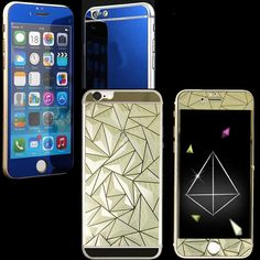 >>>Hello2pcs Front Back 3D Diamond Mirror Effect Color Tempered Glass for Iphone 4 4S 5 5S 6 6S 6Plus 6Splus Film case Screen Protector2pcs Front Back 3D Diamond Mirror Effect Color Tempered Glass for Iphone 4 4S 5 5S 6 6S 6Plus 6Splus Film case Screen ProtectorCoupon Code Offer Save up More!...Cleck Hot Deals >>> http://id268910735.cloudns.hopto.me/32601782769.html.html images