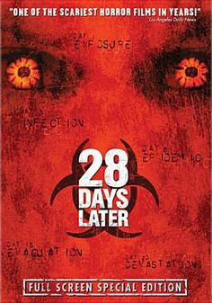 28 days later / director, Danny Boyle.
