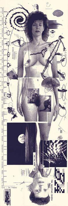 April Greiman, Design Quarterly, 1986.