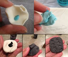 Jewelry Made Easy with Makin's Air Dry Clay