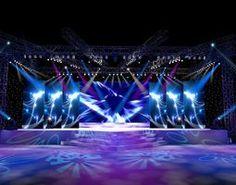 Stage design 3D Models - #2