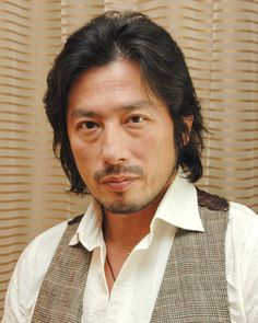 Sanada Hiroyuki is a very famous Japanese actor. He has been in some great american films as well.