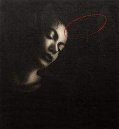 Omar Galliani ~ Mannerist/Symbolist painter | Tutt'Art@