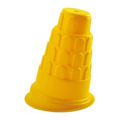 Hape Toys Leaning Tower of Pisa — What a cool alternative to the regular bucket when it comes to building a sandcastle!