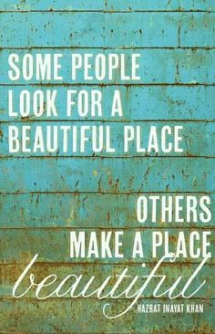 #LoveYourFloor Spring Some People Look For a Beautiful Place