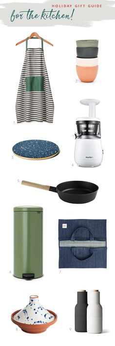 Gift Guide :: For the Well-Designed Kitchen | coco kelley | Bloglovin'