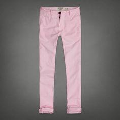 Mens A Skinny Chinos | Mens Pants | Abercrombie.com