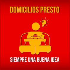 Disfruta de Presto sin salir de casa. PRESTO / ALAMEDAS CENTRO COMERCIAL !!!