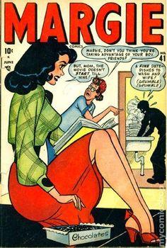 Margie Comics #41