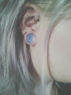 Opalite Moonstone Plugs                                                                                                                                                                                 More