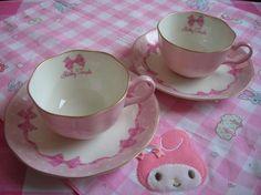Cute teacups!