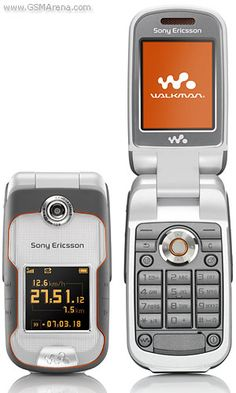 Sony Ericsson W710; Would filp phones be considered 'Retro' yet?