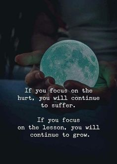 Focus on the lesson..
