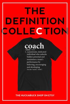 """Definition of a Coach Shirt 