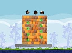 Angry Birds Bombes
