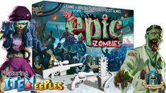 Tiny Epic Zombies - A Game of Brutal Survival