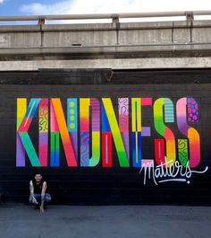Ask and you shall receive thanks to the kindness of and labs this mural came together in 2 days just in tim is part of Graffiti wall art - Graffiti Kunst, Graffiti Wall Art, Graffiti Alphabet, Mural Wall Art, Murals Street Art, Street Art Graffiti, Street Wall Art, School Murals, Art School