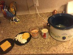 Cheesy Crockpot Comfort on a Cold Night