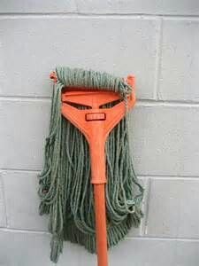 Another angry mop!