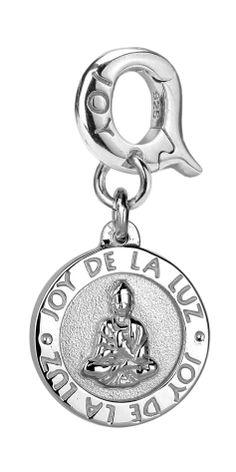 Joy de la Luz   Coin Buddha small €49,95
