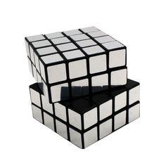 Mirror Block Rubik's Cube/ Magic Square/ Brain Teaser Magic Cube