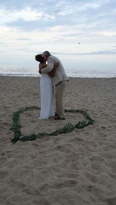 Beach Wedding Ocean City Maryland Barefootbrideoc