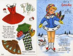 Greeting cards/ paper dolls – Onofer-Köteles Zsuzsánna – Picasa Nettalbum