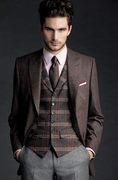 Scabal FW 2012-13
