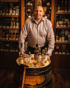 Business Portrait Session with Robin Russell. Owner of Robbies Drams, Ayr.