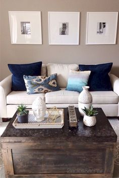 Living Room Design On A Budget Prepossessing Budget Living Room  Dining Room Makeover Reveal  Nest Of Bliss Decorating Inspiration