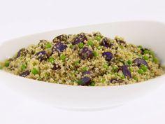 Quinoa and Purple Potato Salad from FoodNetwork.com