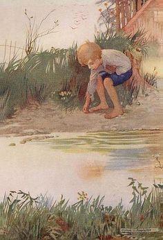 Illustration - Conte de Charles Perrault