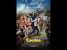 COOTIES MOVIE REVIEW (Horror,Comedy,action movie review 2015)