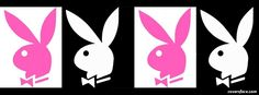 Bunnies Playboy Bunny, Playboy Playmates, Love My Husband, My Love, Playboy Logo, Laptop Wallpaper, Fb Covers, Badass, Hello Kitty