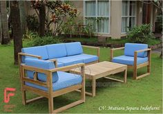 You name any patio or garden furniture and Mutiara will have it. They have a strong passion for creating a pleasurable and warm outdoor atmosphere for you, using only high quality of raw wood materials at an affordable price so that your living place can be the coziest. So get cozy now at Booth 5B-71 at IFFS 2016!  http://www.mutiarateakfurniture.com/ http://www.iffs.com.sg/exhibitor/mutiara-jepara-indofurni-cv/