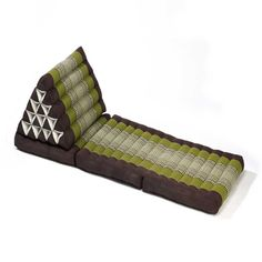 Triangle Lounger, Back & Lumbar Support Cushion