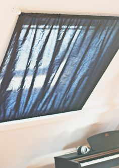 Selfmade Velux verduistering