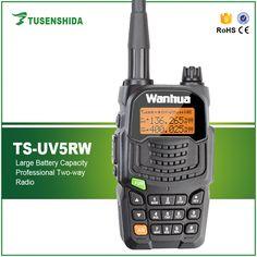 >> Click to Buy << New Arrival 5W Portable 128 CHS  Ham Dual Band Walkie Talkie Radio Walkie Talkie TS-UV5RW #Affiliate