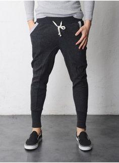 Sweatpants — Men's Fashion Blog - #TheUnstitchd
