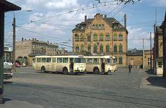 Lindenau, Leipzig. 1974