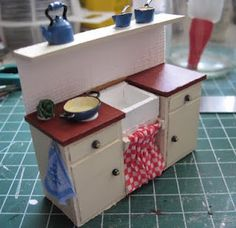 Melissa's miniaturen: Workshops