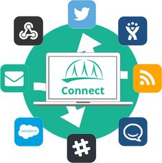 Connect is a SaaS solution that allows you to connect your key business apps in the cloud, making it easy to automate lots of tedious tasks. With Connect you can quickly build integrations between the apps you use, syncing the data you need and bringing automation to your daily workflow. https://connect.x-formation.com/
