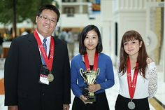 Microsoft Office Specialist World Champions 2013 Named in Washington, D.C.